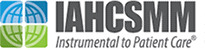 IAHCSMM Instrumental to Patient Care Logo